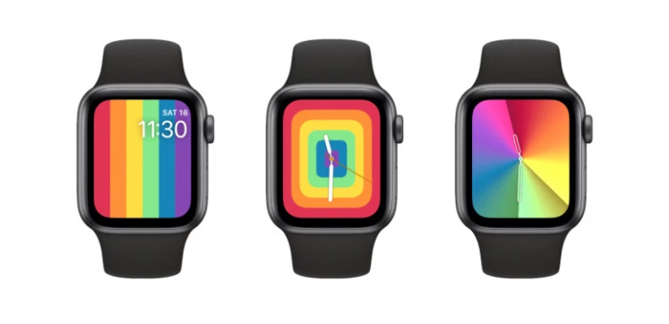 pride edition apple watch