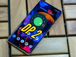 OnePlus 8 Android 11 Developer Preview 2